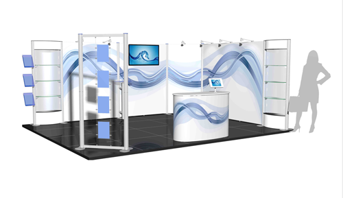 shell scheme exhibition