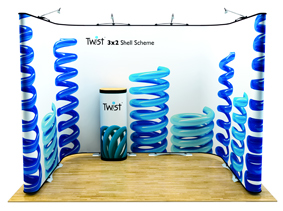 twist shell scheme3x 2